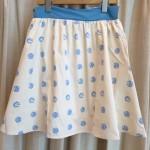 メラントリックヘムライト みずたまのみずたまなスカート