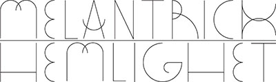 melantrick hemlighet メラントリックヘムライト logo ロゴ メラン ロゴ
