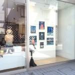 西口 奈穂 油彩画 展示