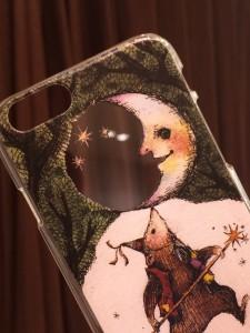 AnoNe アノーネ サーカスクマ iPhoneケース 透明部分