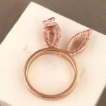 ミルク Bunnyリング (ピンク)6,900YEN+税