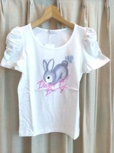 MILK ミルク Dress UP!!Bunny Tee 14,800YEN+税 (1)