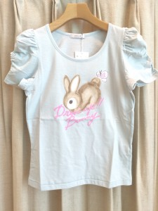 MILK ミルク Dress UP!!Bunny Tee 14,800YEN+税 (3)