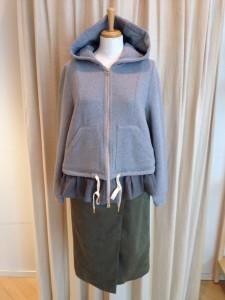 IMG 7284 225x300 『araara/アラアラ★スウェード素材の暖かスカート♪』