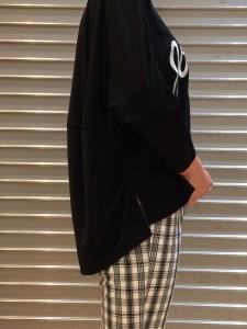 IMG 3184 225x300 【ara ara/アラアラ】4月10日のコーディネート☆旅のお供に最適トップス!