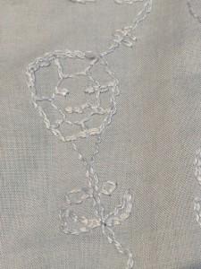 IMG 3649 225x300 【TSUMORI CHISATO/ツモリチサト】真夏のコーディネート★~フラワーパイレーツ刺繍を着て~