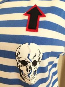 d676f8680436da627d556c4083c1d9c4 225x300 『MILKBOY/ミルクボーイ★男の子も女の子も着用可♡スリムボーダーTシャツのサイズ感!』