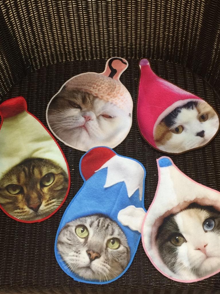 IMG 46571 【hug2nyan/ハグニャン】猫好きによる猫好きのための猫づくしハンドタオル♥